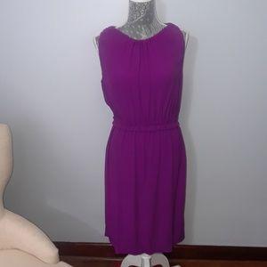 Classic Kate Spade short sleeve Purple dress